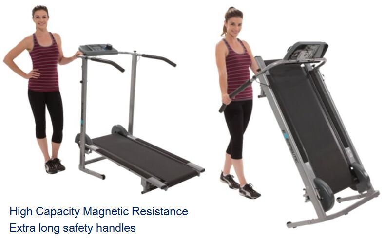 The Advantages Of Magnetic Resistance Treadmills Reviews