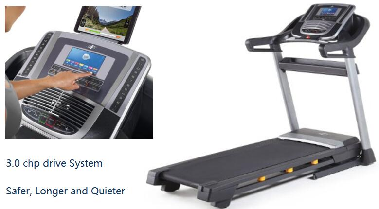 how to choose treadmill for home in india