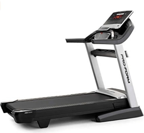 top rated treadmills for home
