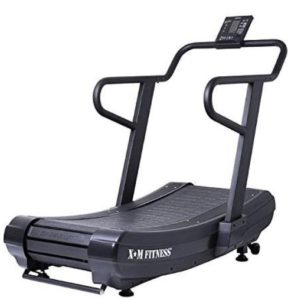 curved treadmill workout