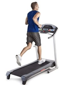 weslo step by step treadmill