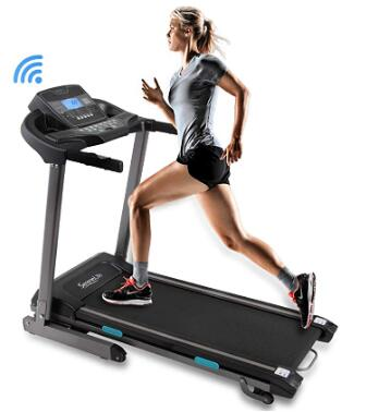 foldable treadmill with incline