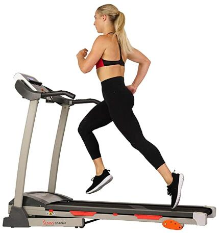 compact treadmill for running