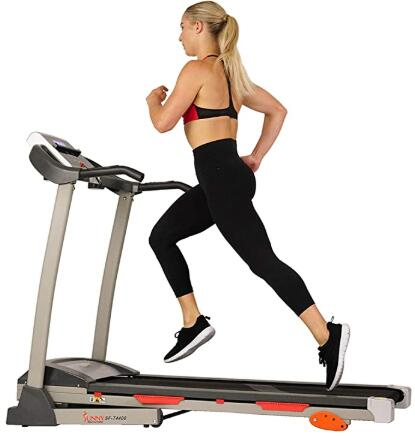 compact folding treadmill with incline