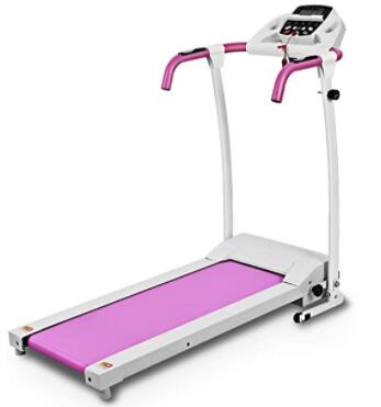 folding collapsible treadmill