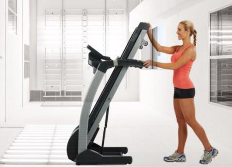 treadmills that fold up for storage