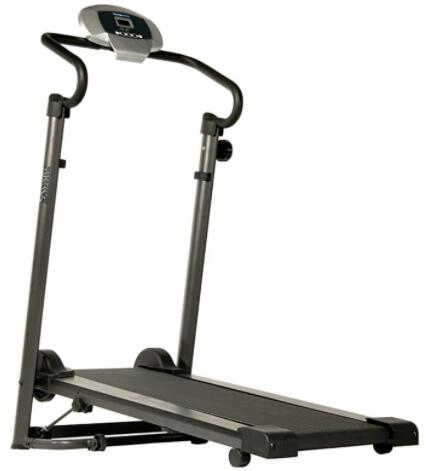 fitness reality magnetic treadmill