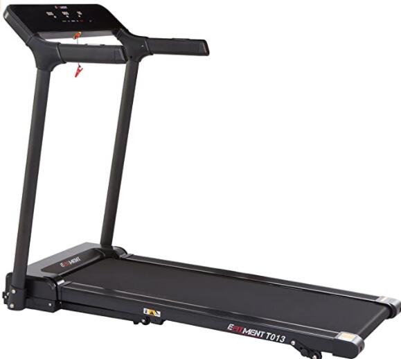 small treadmill for light jogging