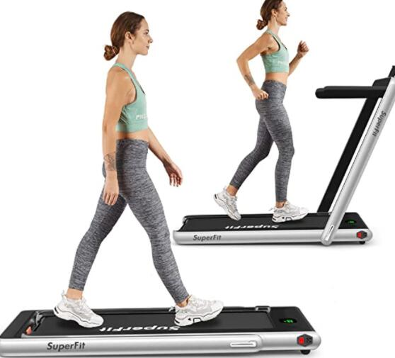 foldable treadmill for light jogging and walking