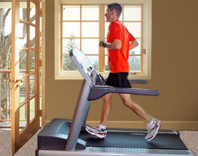 jogging and walking treadmill
